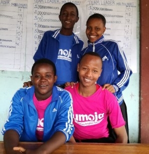 Using sport to educate about sexual health at Umoja