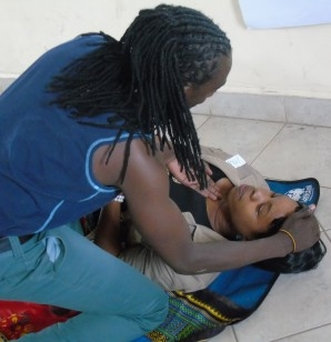 first aid action